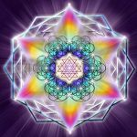 Crystalline Lightbody DNA Activation Image